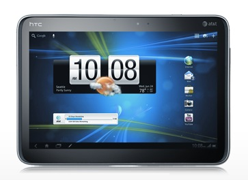 HTC going to release Jetstream LTE/HSPA+ Android Tablet for AT&T