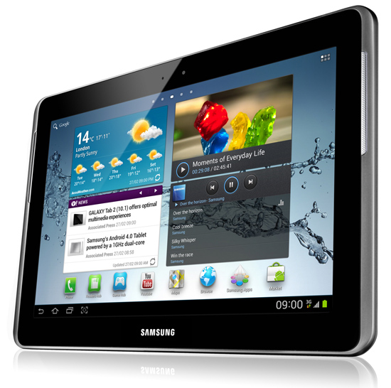 Samsung delays Galaxy Tab 2 launch until end of April, ComputerWorld reports.