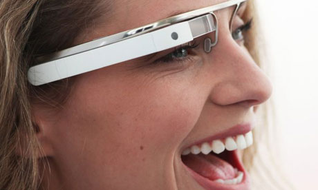 Google Project Glass: a new way to see the world