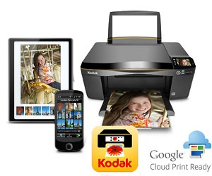 Kodak Introduces ESP 3.2 WiFi All-in-One Printer