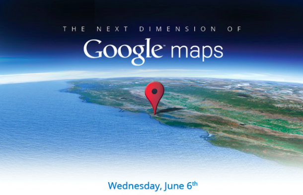 Google is going to introduce 3D maps before Apple WWDC at June 6th event