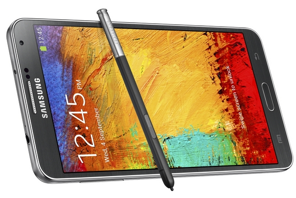 Samsung Announced Galaxy Note 3 with a 5.7-inch 1080p AMOLED Display