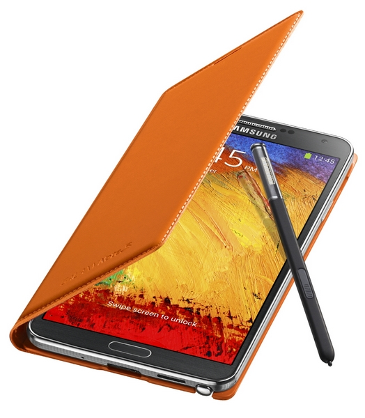 Samsung-Galaxy-Note-3-orange-cover